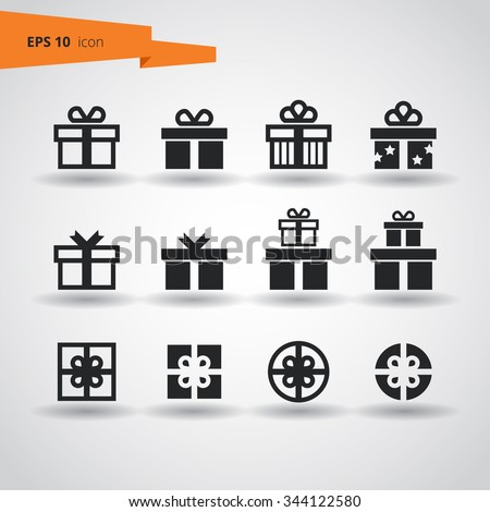 Gift Icon. Gift Icon Vector. Gift Icon Picture. Gift Icon Drawing. Gift Icon Image. Present Icon Graphic. resent Icon JPG. Gift Icon JPEG. Gift Icon EPS. Present Icon AI - stock vector