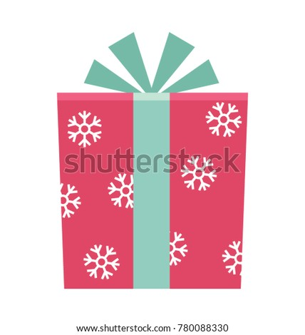 Gift Vector Illustration Icon