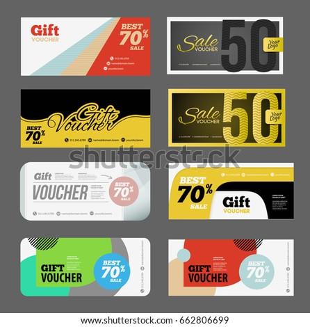 coupon designs template