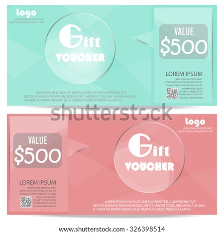 coupon making template