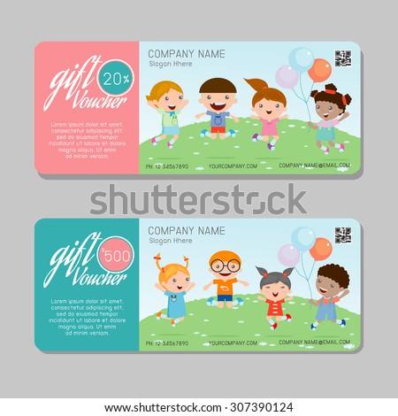 Childcare Voucher Template