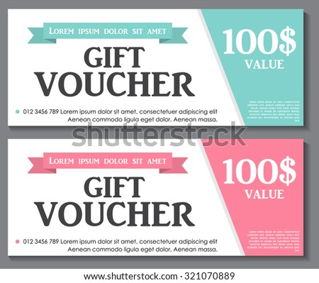 Gift voucher template sample text vector stock vector 321070889 gift voucher template with sample text vector illustration eps10 thecheapjerseys Image collections