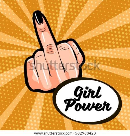 Pretty girl asshole finger clips