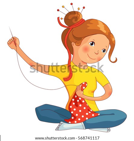 Seamstress Stock Images Royalty Free Images amp Vectors