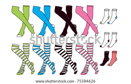 Girls and Boy Socks
