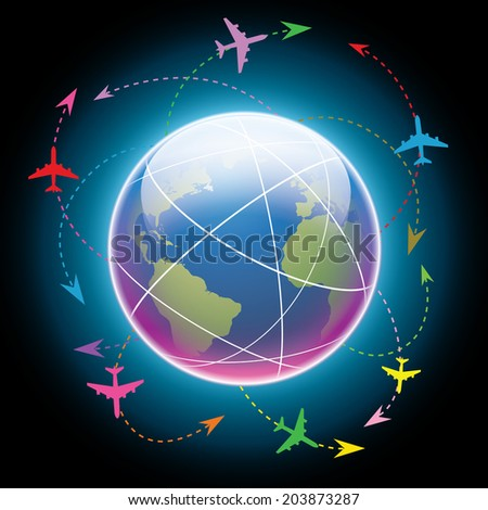 Global airline