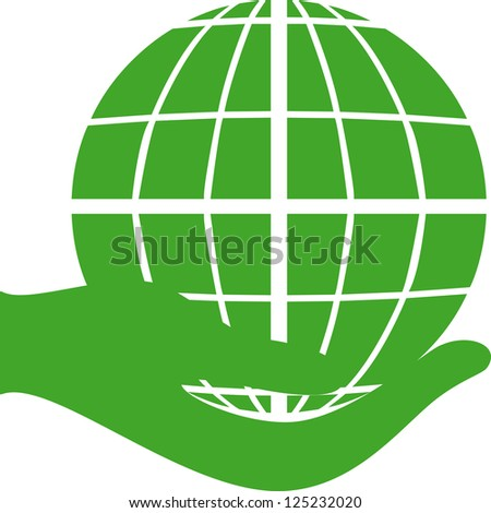 Global Earth Care - stock vector