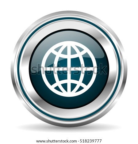 Global vector icon