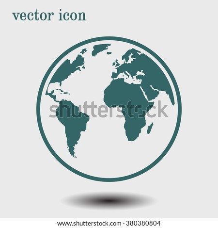 Globe stock images royalty free images vectors shutterstock globe icon gumiabroncs Choice Image
