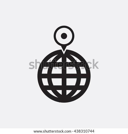 Globe Icon, Globe Icon Eps10, Globe Icon Vector, Globe Icon Eps, Globe Icon Jpg, Globe Icon, Globe Icon Flat, Globe Icon App, Globe Icon Web, Globe Icon Art, Globe Icon, Globe Icon, Globe Icon Flat - stock vector