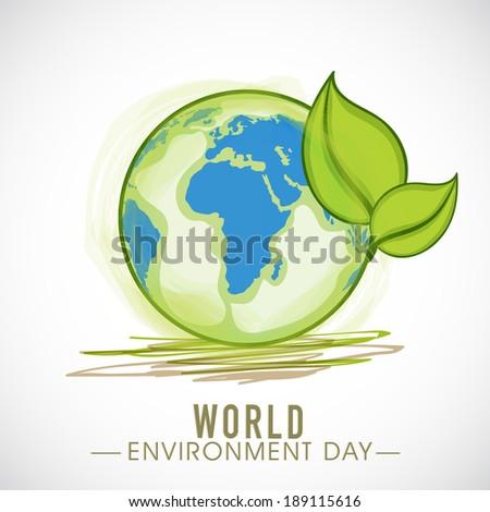 go green save earth essay