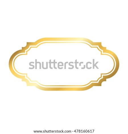 gold frame border stock images royaltyfree images