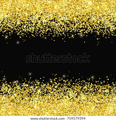 Amazoncom gold glitter frames
