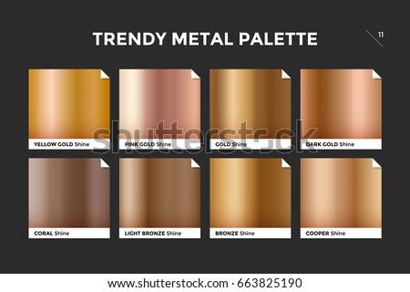 Gloss Bronze Paint Code