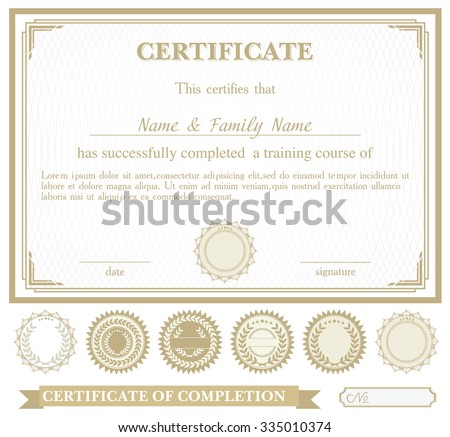 Stock Certificate Stock Images RoyaltyFree Images  Vectors