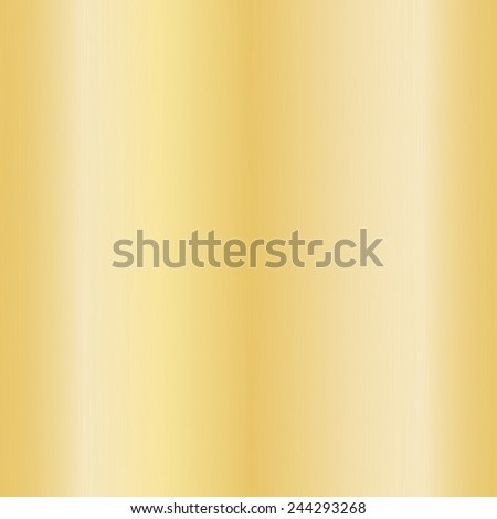 Gold metallic texture for background,Vector illustration - stock vector