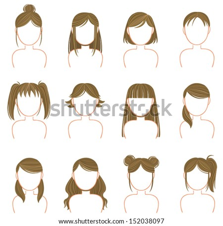 Sensational Pony Tail Hair Stock Photos Royalty Free Images Amp Vectors Hairstyles For Women Draintrainus