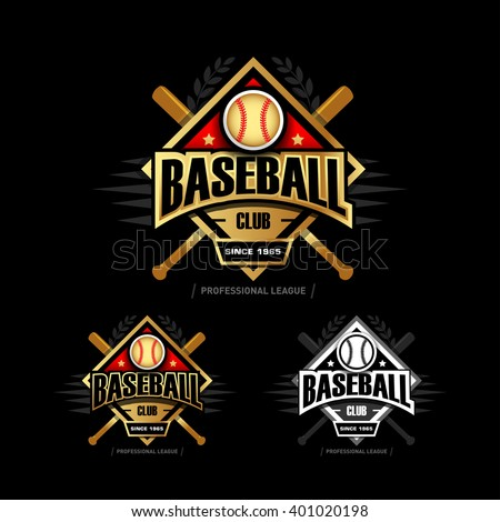 Baseball Team Logo Stock Images, Royalty-Free Images & Vectors ...