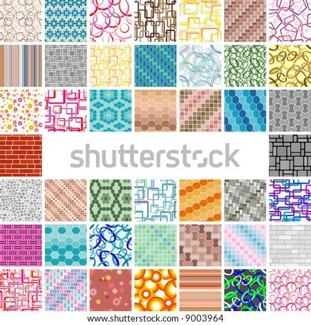 Ihor Seamless 39 S Most Popular Seamless Patterns Set On