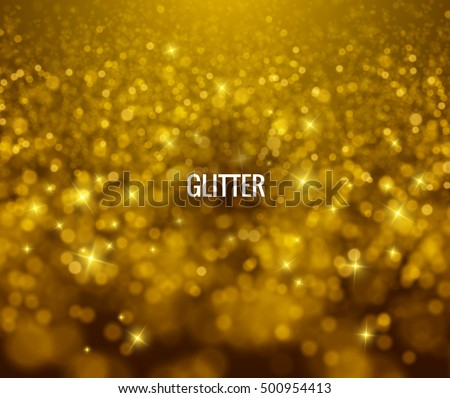 golden bokeh shiny yellow - photo #23