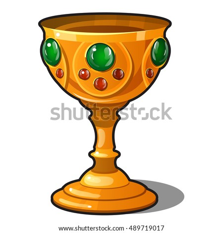 Golden Goblet Stock Images, Royalty-Free Images & Vectors ...