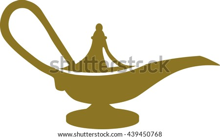 Florence Nightingale Oil Lamp Which Symbol Stock Vector 128527595 ...