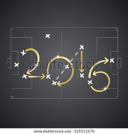 Golden soccer strategy plan 2016