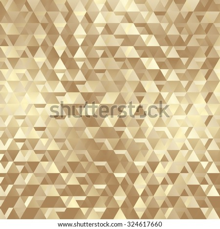 golden texture - stock vector