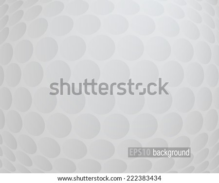 Golf abstract background EPS10 - stock vector