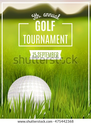 Golf Poster Stock Images RoyaltyFree Images  Vectors  Shutterstock