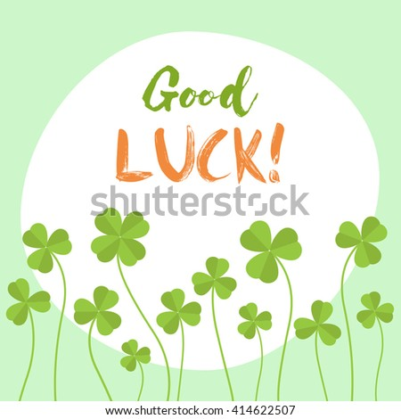 How To Have Good Luck good luck stock images, royalty-free images & vectors | shutterstock