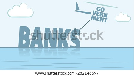 Government Rescuing Banks