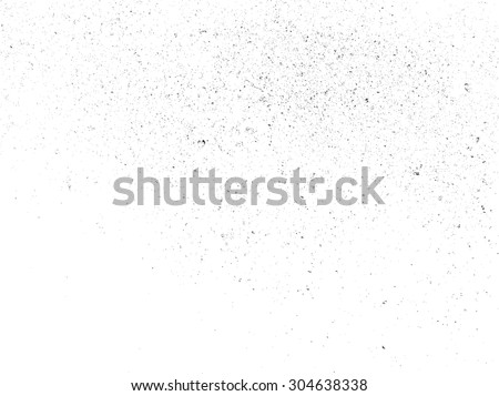 Grain Distress Texture . Dust Particles Vector Texture . Sand Texture Effect . Grunge Background with Film Grain . Black Painted Distressed Overlay Print Texture . Vector Speckled Background Texture  - stock vector