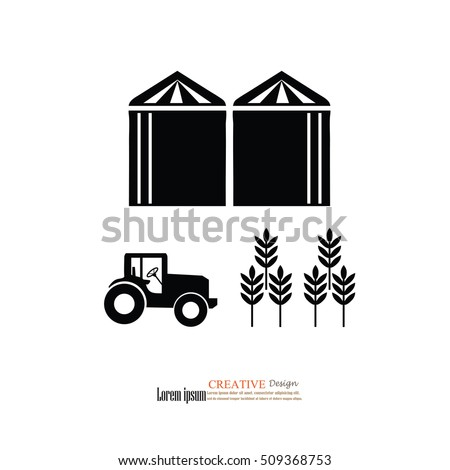Silo Vector Stock Images Royalty Free Images Amp Vectors