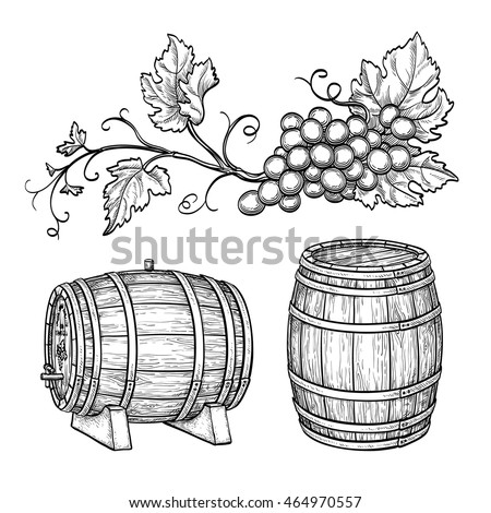 Wine Barrel Stock Images Royalty Free Images Amp Vectors