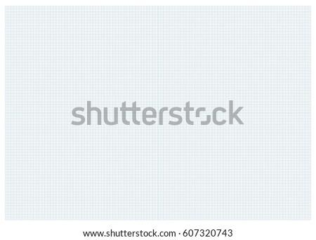 graph paper big size millimeter stock vector 607320743 shutterstock