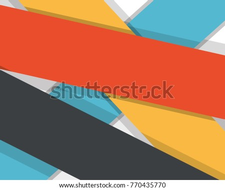 Graphic Abstract Background Pattern Modern Wallpaper Stripes Layout Tile Template