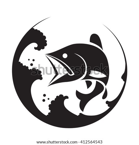 Fish Logo Stock Images, Royalty-Free Images & Vectors | Shutterstock