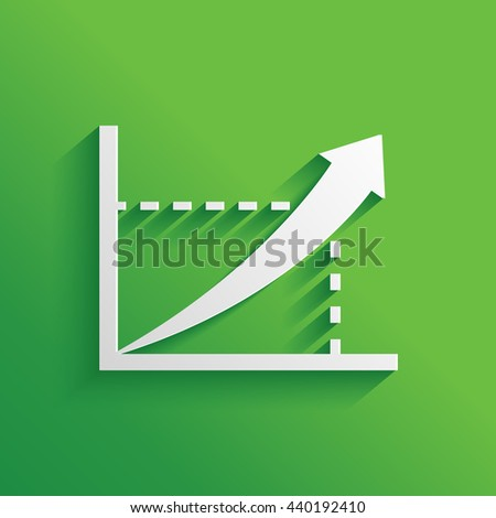 Graphic icon - stock vector