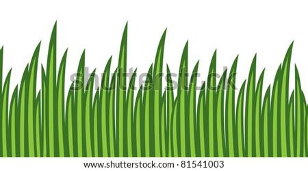 Grass - stock vector