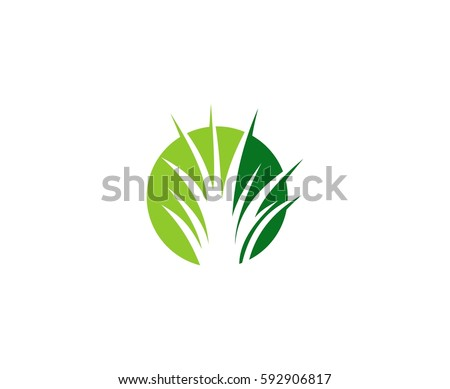 Grass Logo Stock Images Royalty Free Images Amp Vectors