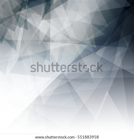 Gray abstract background. Vector, illustration.