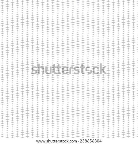 gray geometric pattern, background vector. - stock vector