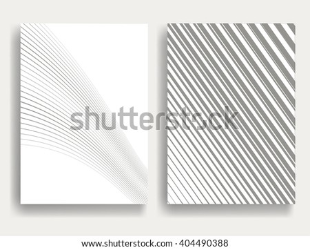 Gray Line.Abstract Line.Retro Line.Vintage Line. - stock vector
