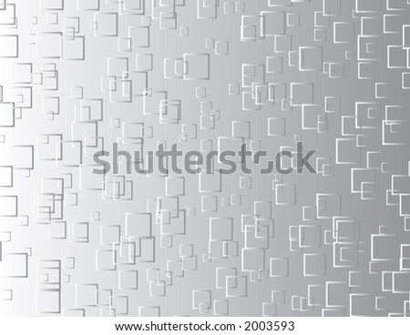 Gray square pattern on gray background