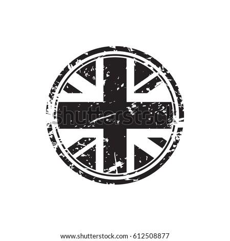 Union Jack Grunge Stock Images Royalty Free Images