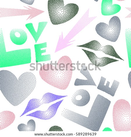 great print on white background poster stock vector 2018 589289639