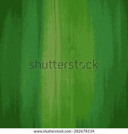Green abstact texture watercolor background, web design, vector, eps 10 - stock vector