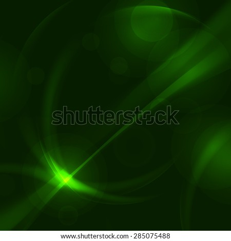 Green abstract technology vector backgrounds  - stock vector