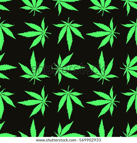 weed leaf template - ganja wallpaper stock images royalty free images